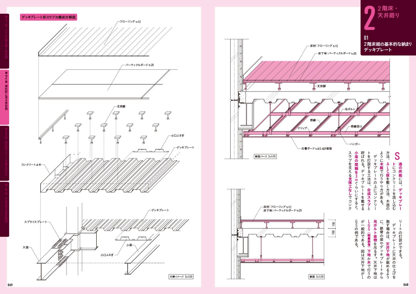 矩計図で徹底的に学ぶ住宅設計[...