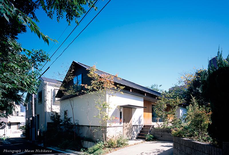 エスキース 「南荻窪の家」を通して-1