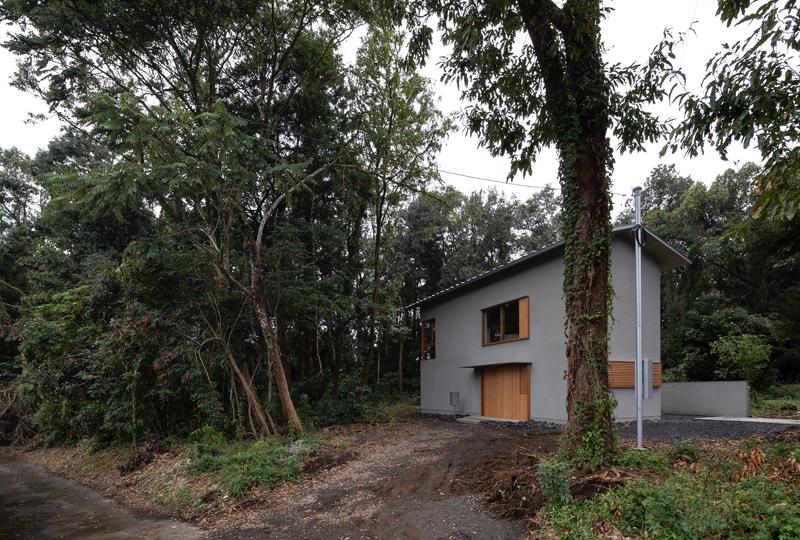 富士南麓の家-1