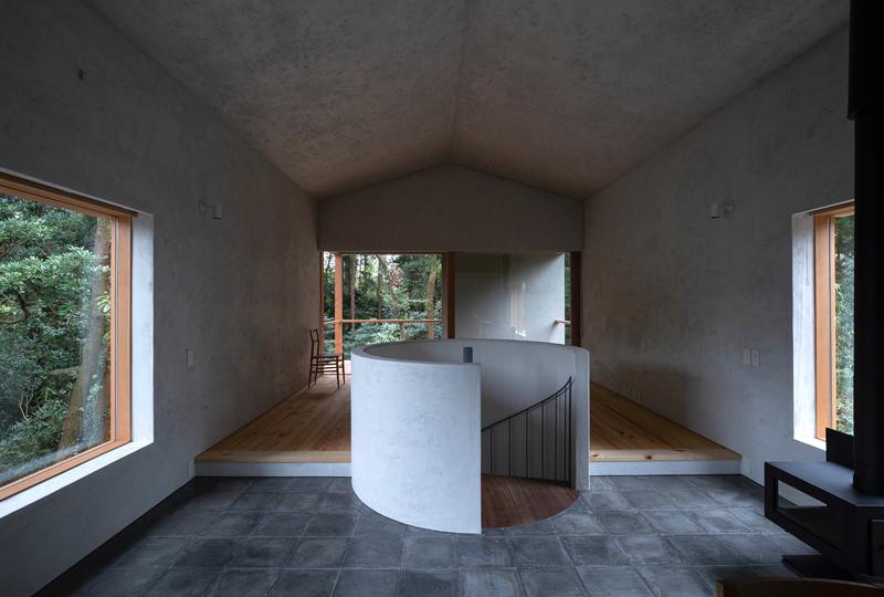 富士南麓の家-4