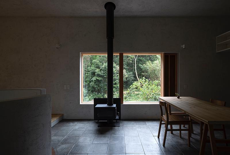 富士南麓の家-5